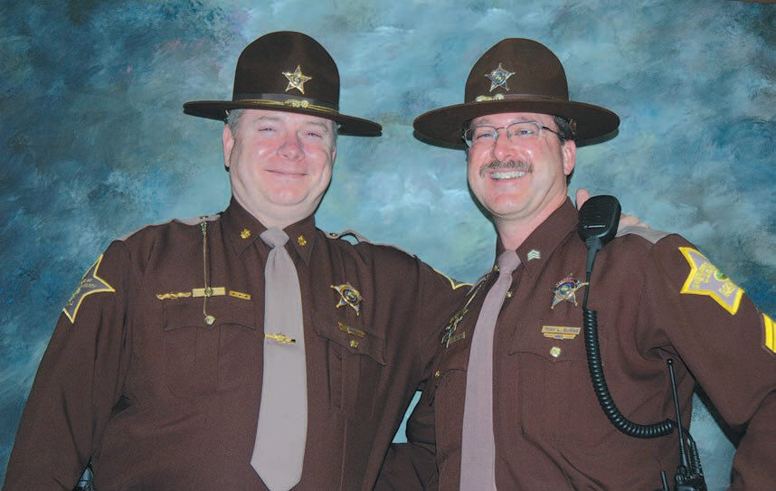 Brothers in law enforcement | Carroll County Comet