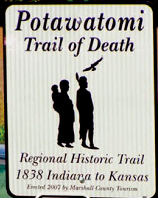 Group requests Trail of Death signage donations | Carroll